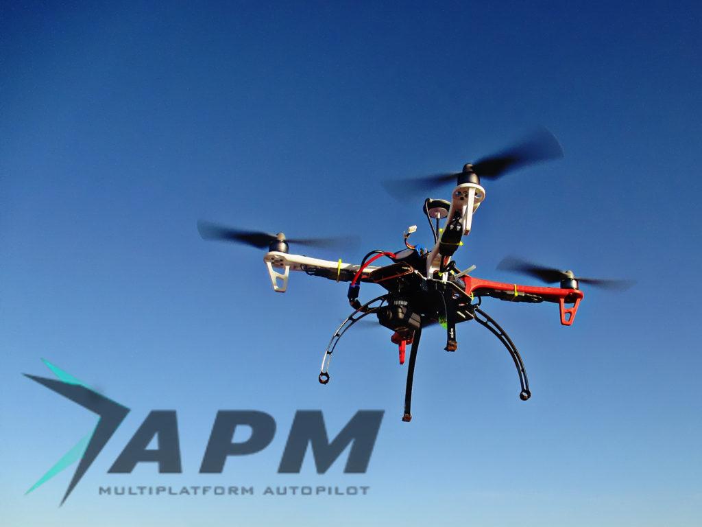 APM:ArduPilot Mega-ドローン・RC飛行機用オートパイロット [Drondecode]